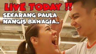 PAULA NANGIS DAPET MOBIL BARU ... SAHUR WITH BAPAU #14