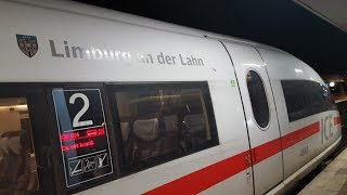 International ICE 3, IC in Dortmund Hbf: ICE504 Dortmund Hbf,IC2221 Frankfurt(Main)Hbf