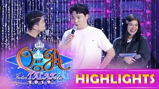 It's Showtime Miss Q and A: Vhong asks Ryan who's more attractive between Ion and Jackque