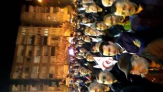 Vekil Kırcalı`nın Bafra`da Zafer Konuşması..