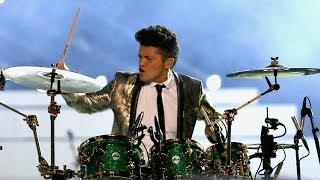 Bruno Mars Super Bowl Halftime Performance Top 6 Moments!