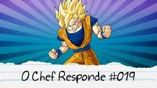 Dragon Ball Orfão Sensual - O Chef Responde #019