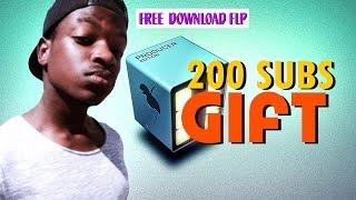 FL Studio 11 // Afro House Template #13 ( 200 SUBS Gift FREE FLP )
