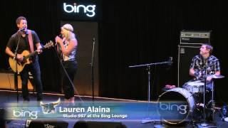 Lauren Alaina - Barefoot and Buck Wild (Bing Lounge)