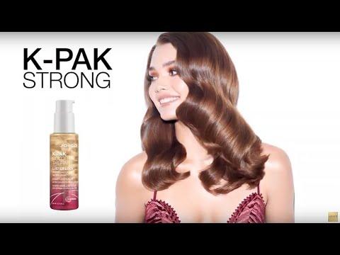 Купить Джойко Масло - Joico K-Pak Color Therapy Luster Lock Glossing Oil для защиты цвета и блеска окрашенных волос , видео, цена