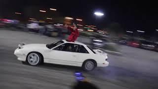 Pouya - Don't Bang My Line (ft. Night Lovell) Car Meet
