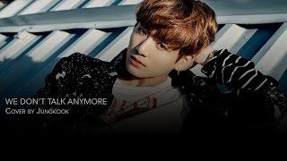 Jungkook - We Don't Talk Anymore [Legendado PT-BR]