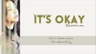 Raina- It's Okay (Han/Rom/Eng) Color Coded Lyrics