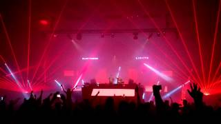 Cosmic Gate live - Exploration Of Space Electronic Lights Sindelfingen 07.03.2015