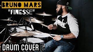 """Bruno Mars - """"Finesse"""" Drum Cover"""