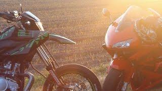 Last Sunny Days [Edit] Yamaha Wr | GoCarsten feat. PitFighteRR | GoPro