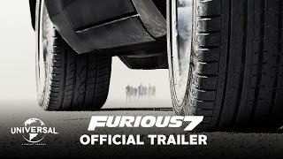VIDEO. Fast and Furious 7. Official trailer