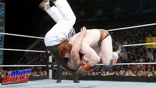 Sheamus vs. Bray Wyatt: WWE Main Event, April 29, 2014