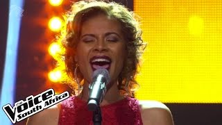 Kim Collins: 'A Moment Like This'| Live Round 2 | The Voice SA