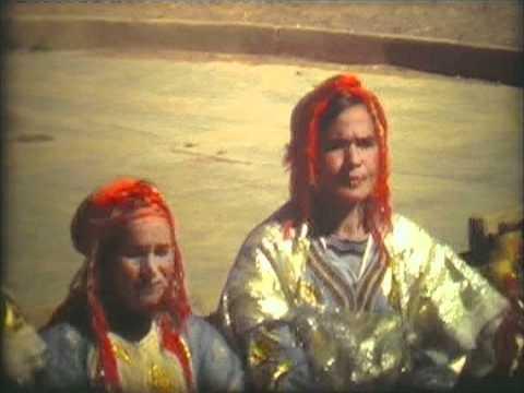 Marokko 1986 Super 8-Film