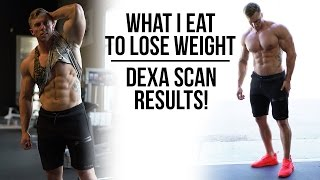 What I Eat In A Day To Lose Weight | Dexa Scan Results!