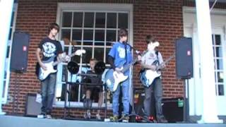 The Anthem- Good Charlotte Cover Kid Band