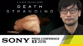 Hideo Kojima Presents: Death Stranding - World Premiere Trailer - E3 2016 Sony Press Conference