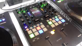 The DJ Expo 2017 - Rane Seventy-Two Mixer & Twelve Controller Walkthrough