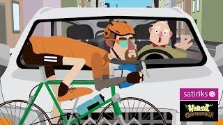 Derfor er syklister livsfarlige!