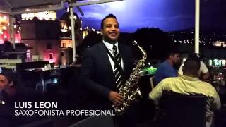 ROBBIE WILLIAMS - ANGELS - VERSION SAX - LIVE EL CAMPANARIO MORELIA