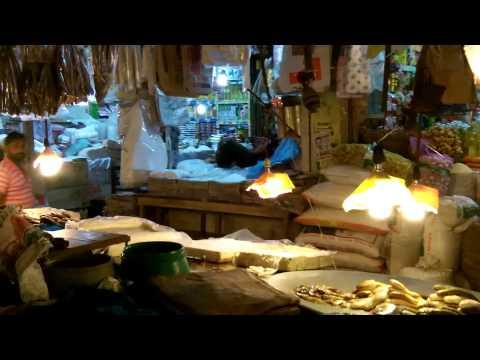Dhaka new market (Fish)