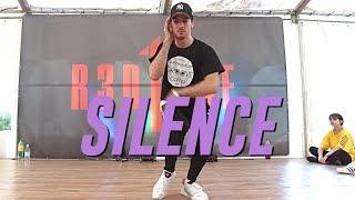 "Marshello ""SILENCE"" ft. Khalid Choreography by Istvan Pali"
