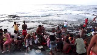 Cabo Verde - Santo Antao - Ponta do Sol - festival
