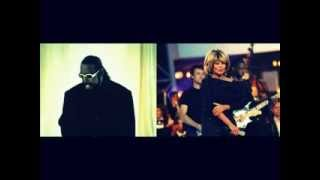 Tina Turner & Barry White - In Your Wildest Dreams ( Salute )