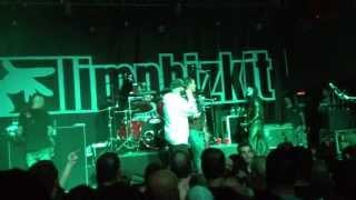 Limp Bizkit - Alive (Pearl Jam Cover @ Revolution Live)