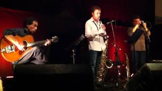 Bokelo fait son Jass à l'Altitude Jazz Festival 2012, Je tire ma révérence