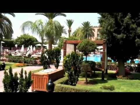 Sofitel Hotel Marrakech, Morocco – gardens