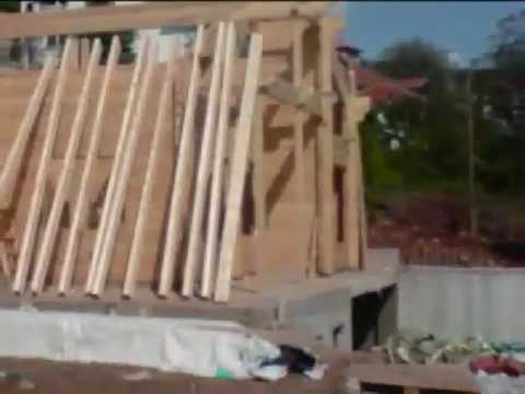 Ahsap Ev Yapımı