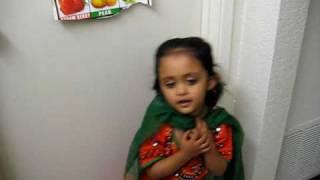 "Nivi sings ""Zoobi Doobi"" from 3 idiots"