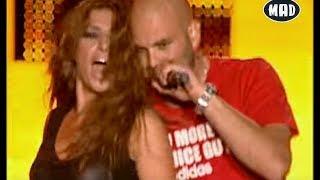 Stavento & Ελενα Παπαρίζου - Μέσα σου (Mad Video Music Awards 2008)