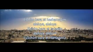 Elohim bara et hashamaim (hebreo y español)