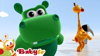 ¡Animales bailando el  twist! - BabyTV Español
