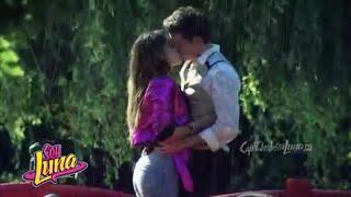 Matteo Encuentra El Anillo Y Luego Besa a Luna   (Soy luna 3)