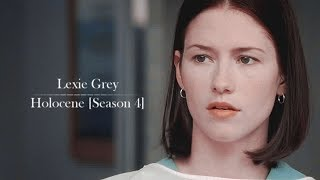 Lexie Grey | I was not magnificent [Season 4]