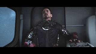 Captain America: Civil War - Iron Man Mark 46 Suit Up