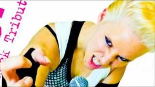 Shocking P!NK !! F**KIN' PERFECT !!!!!! (shocking pink band!)