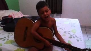 Renan meu cantor mirim
