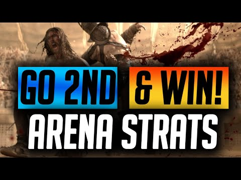 ARENA GO 2ND AND WIN! Masteries Gear and Strategies! | Raid: Shadow Legends