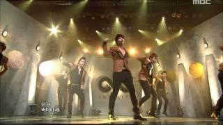 Infinite - Paradise, 인피니트 - 파라다이스, Music Core 20111008