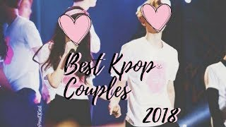 Best Kpop Couples 2018