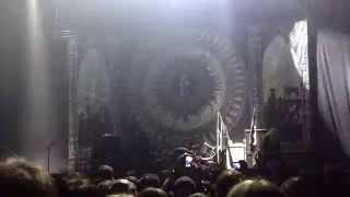 Arch Enemy  - You Will Know My Name live at St. Jakobshalle Basel 28.11.15