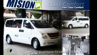 Transportes Mision 1A