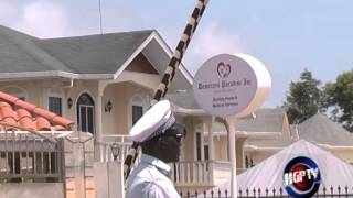 FIRST MODERN NURSING HOME OPENS IN GUYANA