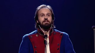 Alfie Boe Performs Jean Valjean in the Les Misérables 25th Anniversary Concert at The O2