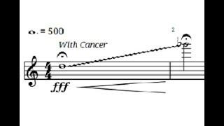 Long Clarinet Smear Glissando into Altissimo Register (New Video Out Link in Description!)